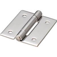 【CAINZ DASH】TRUSCO ステンレス製平型蝶番 全長40mm (1個=1袋)
