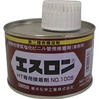 【CAINZ DASH】エスロン 耐熱接着剤 NO100S 250g