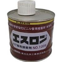【CAINZ DASH】エスロン 耐熱接着剤 NO100S 500g