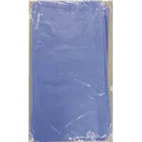 【CAINZ DASH】ワタナベ 食品用片開きシート(500W×1000)ブルー (100枚入)