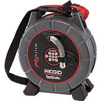 【CAINZ DASH】RIDGID モニター用マイクロリールL100C 30M