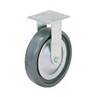 【CAINZ PRO】スガツネ工業 重量用キャスター径152固定SE(200ー012ー448) SUGT406RPSE
