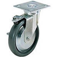 【CAINZ DASH】スガツネ工業 重量用キャスターSUG−31−75B−PSE(200−133394