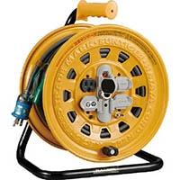 【CAINZ PRO】ハタヤ 温度センサー付コードリール 単相100V20M BG201KXS