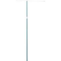 【CAINZ DASH】ユニット 桃太郎旗用ポール伸縮ポール 青 鉄 下部/22Ф・上部/19Ф