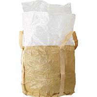 【CAINZ DASH】吉野 コンテナバッグ丸型 500kgタイプ 内袋付