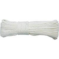【CAINZ DASH】ユタカメイク ロープ 綿ロープ3ツ打 3φ×20m