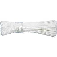【CAINZ DASH】ユタカメイク ロープ ナイロンロープ3ツ打 3φ×20m