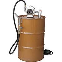 【CAINZ DASH】アクアシステム 高粘度オイル電動ドラム缶用ポンプ(100V) オイル 油