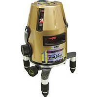 【CAINZ DASH】STS 受光器対応高輝度レーザ墨出器 EXA−YR41