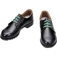 【CAINZ DASH】シモン 作業靴 短靴 FD11M絶縁ゴム底靴 23.5cm
