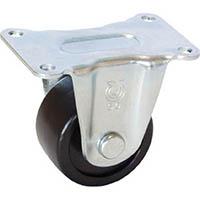 【CAINZ DASH】ユーエイ 重量用キャスター固定車 50径強化ナイロン車輪
