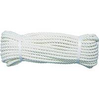 【CAINZ DASH】ユタカメイク ロープ 綿作業用ロープ 9mm×20m