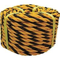 【CAINZ DASH】ユタカメイク ロープ 標識ロープ(OB) 12×30
