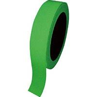 【CAINZ DASH】緑十字 高輝度蓄光テープ 25mm幅×10m 屋内用 PET