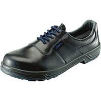 【CAINZ DASH】シモン 安全靴 短靴 8511黒 24.0cm