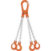 【CAINZ DASH】象印 チェーンスリング(ピンタイプ)4本吊り・5.1t