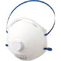 【CAINZ DASH】クレシア クリーンガードM10DS2レスピレーターマスク バルブ付 (10枚入)