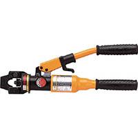 【CAINZ DASH】エビ 手動油圧式圧着工具 使用範囲14・22・38・60