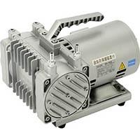【CAINZ DASH】ULVAC 単相100V ダイアフラム型ドライ真空ポンプ 排気速度60/72
