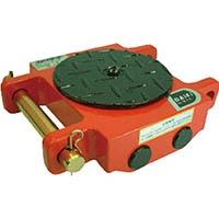 【CAINZ DASH】ダイキ スピードローラ低床ダブル型ウレタン車輪3ton