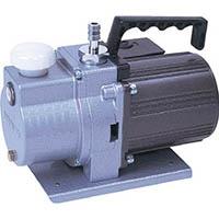【CAINZ DASH】ULVAC 単相100V 油回転真空ポンプ