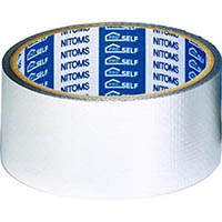 ニトムズ 耐熱アルミガラスクロステープ50