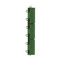 【CAINZ DASH】ワタナベ 人工芝 システムターフ 5cm×30cm メス グリーン
