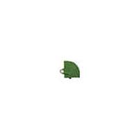 【CAINZ DASH】ワタナベ 人工芝 システムターフ 5cm×5cm コーナー グリーン