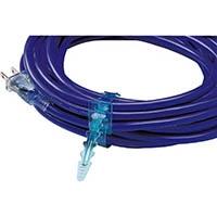 【CAINZ DASH】ハタヤ 2P延長コード 20m ブルー
