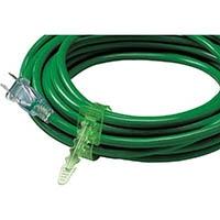 【CAINZ DASH】ハタヤ 2P延長コード 20m グリーン