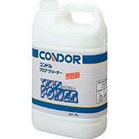 【CAINZ DASH】コンドル (床用洗剤)フロアクリーナー ツインパワー 4L