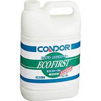 【CAINZ DASH】コンドル 床用洗剤 エコファースト4L