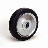 【CAINZ DASH】シシク ゴム車輪のみ 250径