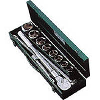 【CAINZ DASH】TONE ソケットレンチセット 差込角19.0mm 12点セット