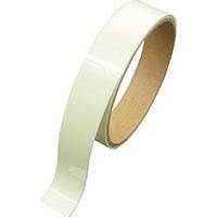 【CAINZ DASH】緑十字 高輝度蓄光テープ 20mm幅×1m PET