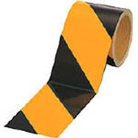 【CAINZ DASH】ユニット 反射トラテープ ポリエステル樹脂フィルム 90mm幅×10m