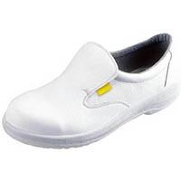 【CAINZ DASH】シモン 静電安全靴 短靴 7517白静電靴 26.0cm