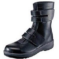 【CAINZ DASH】シモン 安全靴 長編上靴 7538黒 28.0cm