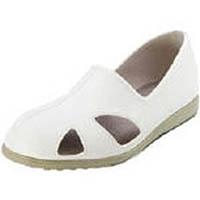 【CAINZ DASH】シモン 静電作業靴 サンダルタイプ CA−60 24.0cm