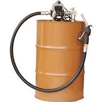 【CAINZ DASH】アクアシステム 電動ドラムポンプ(100V) 灯油・軽油