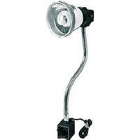 【CAINZ DASH】ハタヤ 蛍光灯マグスタンド[ロング]18W 電線1.4mマグネットスタンド付