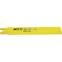【CAINZ DASH】MCC PSヨウ厚鋸刃 200MMX8山(ステンレス) (5枚入)