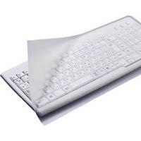 【CAINZ DASH】エレコム キーボードカバーデスクトップタイプ/フリーカット