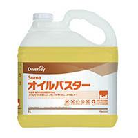 【CAINZ DASH】シーバイエス 強アルカリ洗剤 オイルバスター 5L