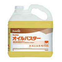 【CAINZ PRO】シーバイエス 強アルカリ洗剤 オイルバスター 5L T30335