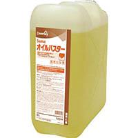 【CAINZ PRO】シーバイエス 強アルカリ洗剤 オイルバスター 20L T30340