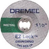 【CAINZ DASH】ドレメル EZ−Lock研削用ホイール (2個入)