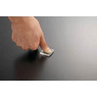 【CAINZ DASH】TRUSCO 耐震・防振・防音Gマット 20×20mm 4個 透明