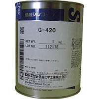 【CAINZ DASH】信越 高温潤滑用シリコーングリース 1kg